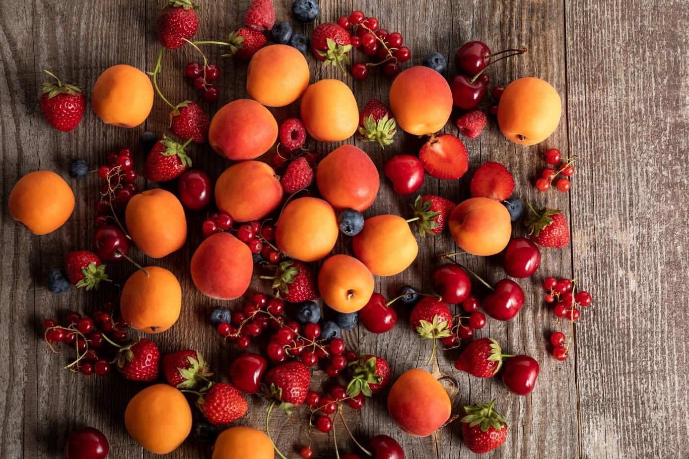 witamina C z owoców - naturalny sposób na odporność