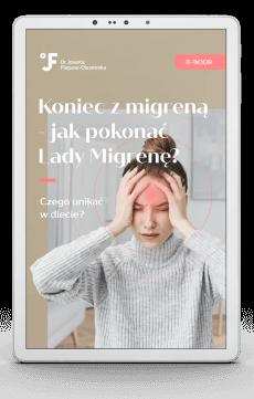 Koniec z migreną – jak pokonać Lady Migrenę - okładka